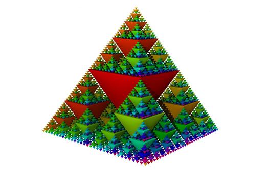 Triangolo di Sierpinski